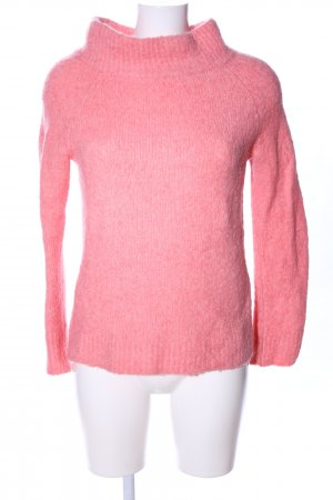 MOTH Wollpullover pink Casual-Look