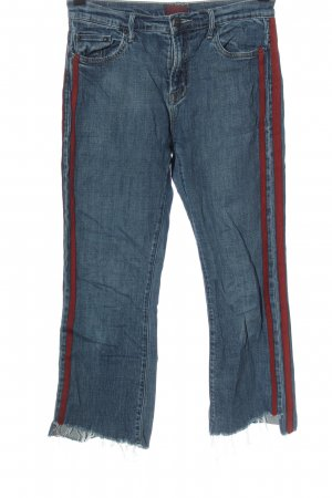 Mother Jeans a 7/8 blu stile casual
