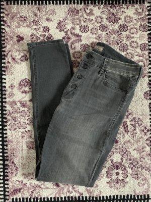 Mother Designer Jeans grau W30