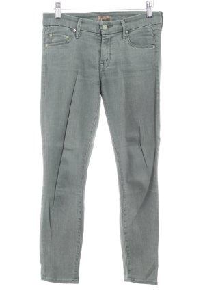 Mother Pantalone cinque tasche cachi stile casual