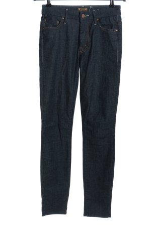 Mother Jeans skinny blu stile casual