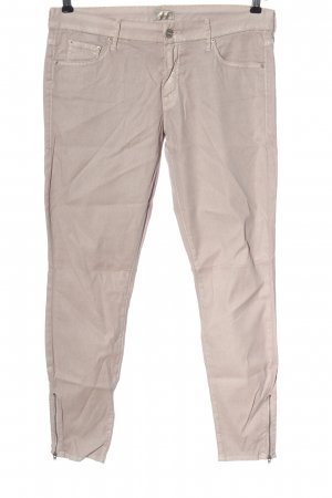 Mother Jeans slim fit rosa stile casual