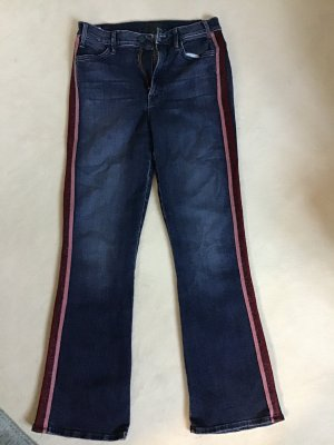 Mother High Waist Jeans multicolored cotton