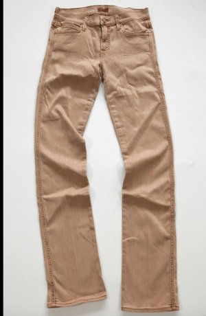 Mother Jeans skinny multicolore Cotone