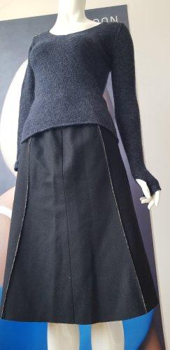 Mothwurf Falda de lana gris antracita Lana