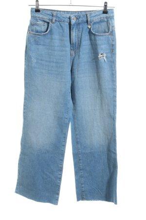 Motivi Jeansy Marlena niebieski W stylu casual