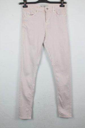 MOTO by Topshop High Waist Jeans Gr. 26 rosa (*)