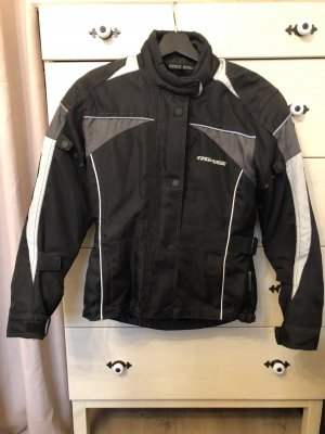 Motorrad Jacke der Marke Cycle Spirit in der Größe 36
