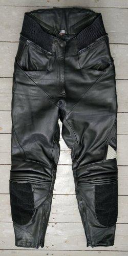 Hein Gericke Pantalone in pelle nero Pelle