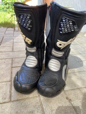 Oxtar Biker Boots black