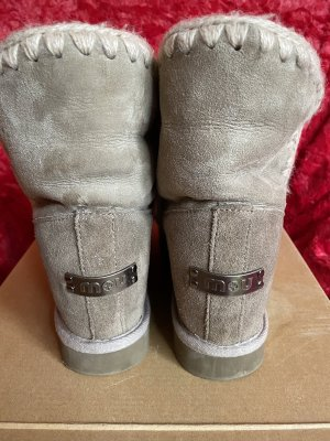 MOU Boots Snow Boots grey