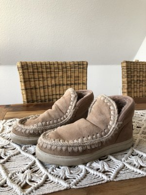 Mou Boots beige in 41