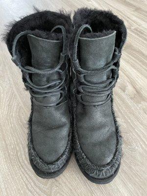 Mou Snow Boots black
