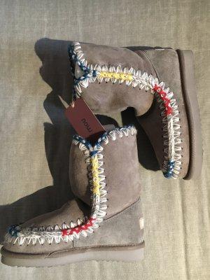 MOU Boots, GR 37, Eskimo Boots. Gefütterte Stiefel