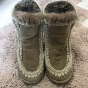 Mou Boots mit Fell