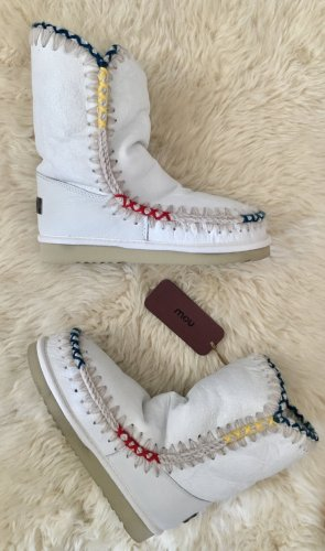 MOU Boots, Size 37, weiss