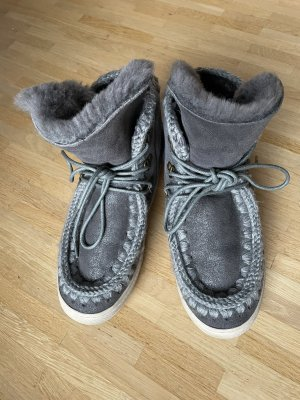 Mou Boots Sneaker Lace-Up Gr. 38/Eskimo Boots