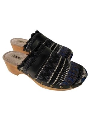 Mou Clog Sandals multicolored