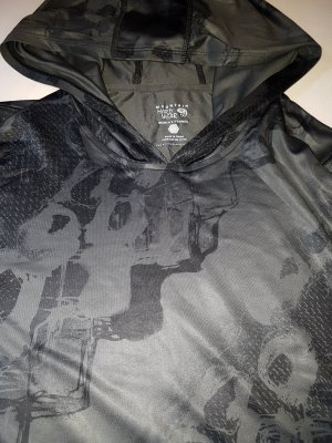Mountain Hardwear Nambia Hoodie, Größe L, 3/4 Arm, Neu mit Etikett!