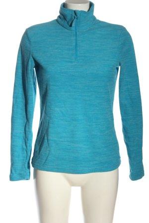 Mountain Warehouse Fleece Jumper blue flecked casual look