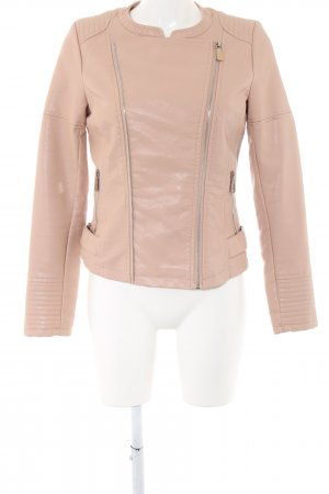Mouvance jacke nude Casual-Look