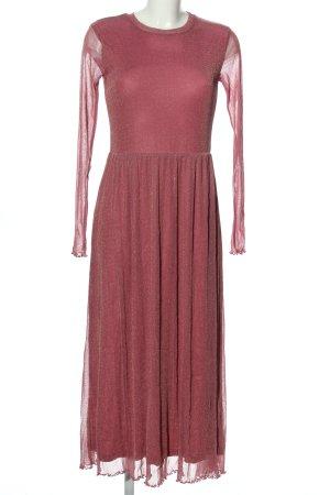 MOVES by Minimum Maxikleid pink Elegant
