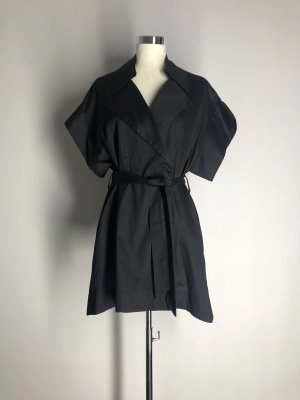 Mphosis Kimono-Bluse, schwarz