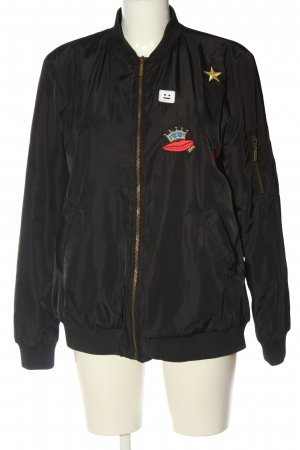 Mrs & HUGS Giacca bomber multicolore stile casual