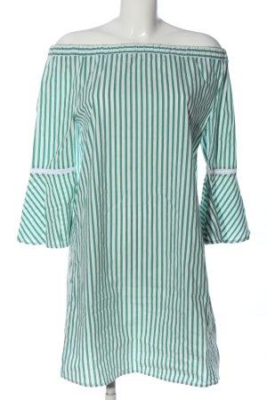 Mrs & HUGS schulterfreies Kleid