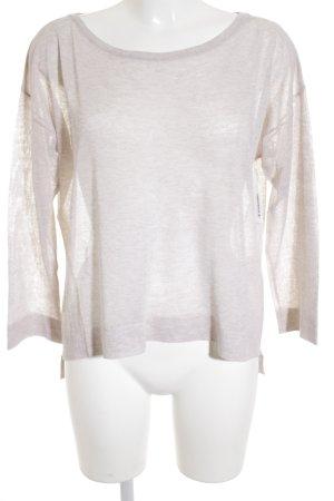 Mrs & HUGS Oversized Pullover nude