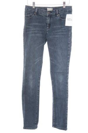 Mrs & HUGS Skinny Jeans stahlblau Casual-Look