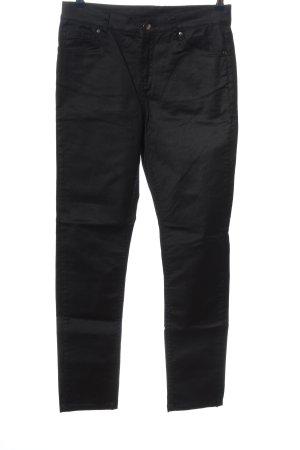Ms mode Pantalón de cinco bolsillos negro look casual