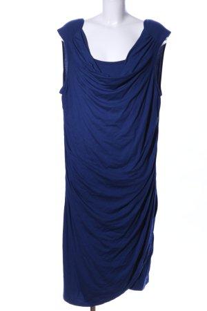 Ms mode Jerseykleid blau Elegant