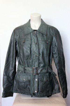 MS Mode jacke, dunkelgrün, Gr. 40