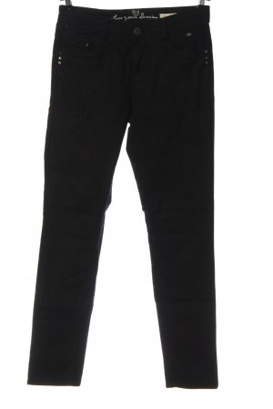 Ms mode Tube Jeans black casual look