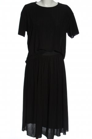 MSCH Copenhagen Jersey twin set zwart casual uitstraling