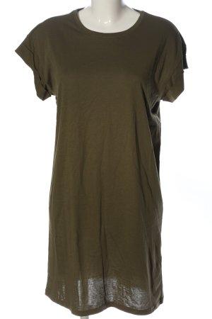 MSCH Copenhagen Shirt Dress khaki casual look