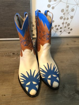 MSGM Cowboy Boots 41