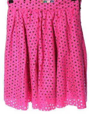 MSGM Glockenrock pink Casual-Look