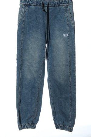 MSGM High Waist Jeans