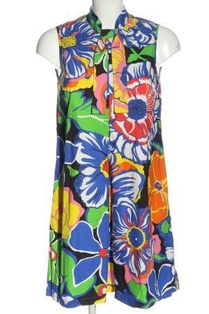 MSGM Midi Dress allover print casual look