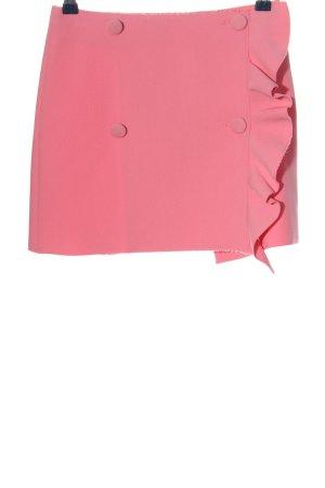 MSGM Miniskirt pink casual look