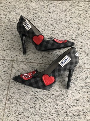 MSGM Pumps Neu mit Patches