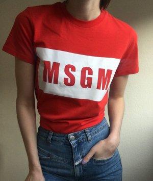 MSGM T Shirt xs