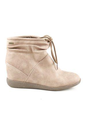 mtng Originals Chelsea Boots creme Casual-Look