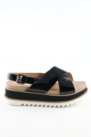 mtng Originals Platform High-Heeled Sandal multicolored casual look
