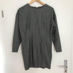 MTWTFSSWEEKDAY Longsleeve Dress grey polyester
