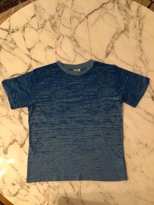MTWTFSS WEEKDAY T-shirt Blau