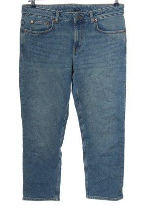 MTWTFSSWEEKDAY 7/8 Jeans blau Casual-Look