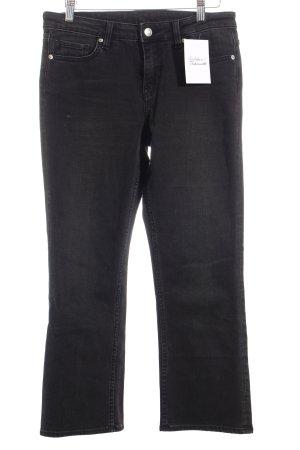 MTWTFSSWEEKDAY 7/8 Jeans schwarz Casual-Look